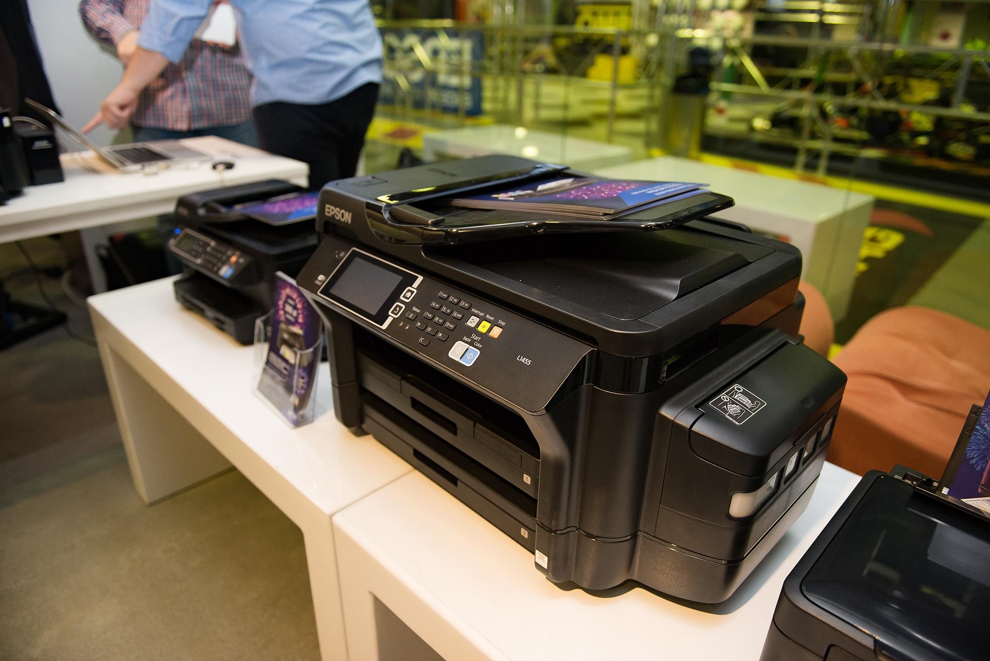 Epson drukarki