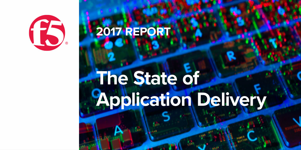 F5 Networks_State of Application Delivery_2